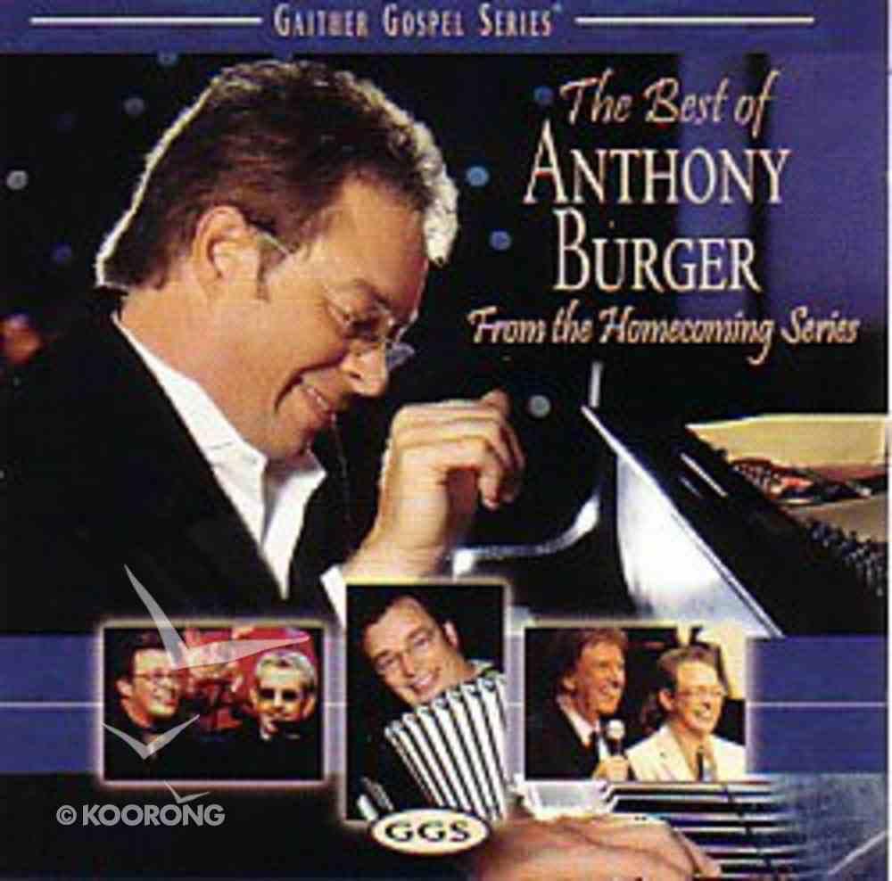 Best of Anthony Burger CD