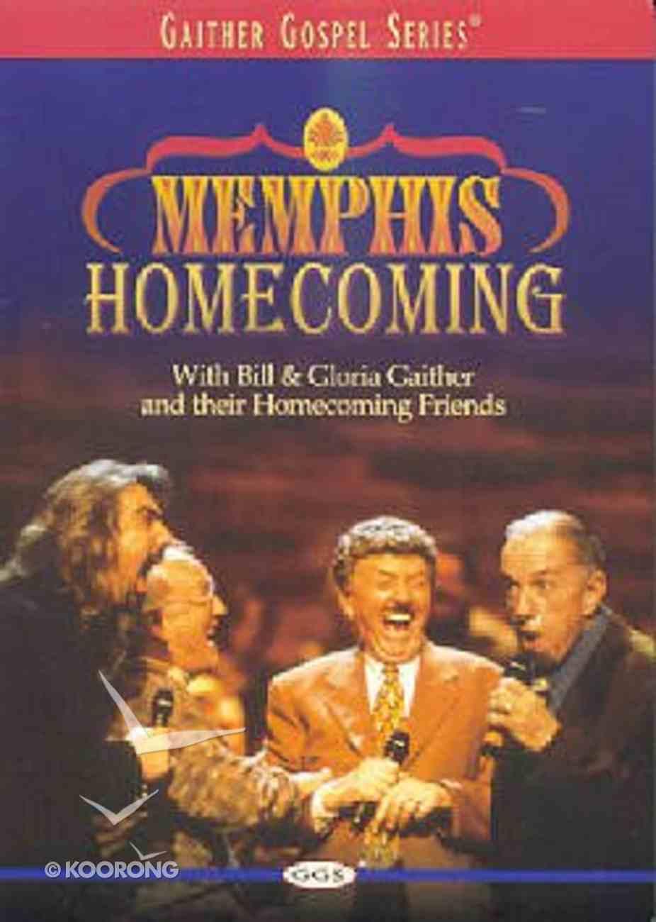 Memphis Homecoming (Gaither Gospel Series) DVD