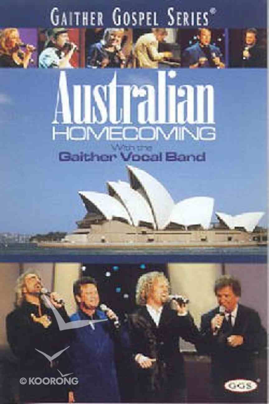 Australian Homecoming Double - Live At the Opera House, Sydney (Gaither Gospel Series) DVD