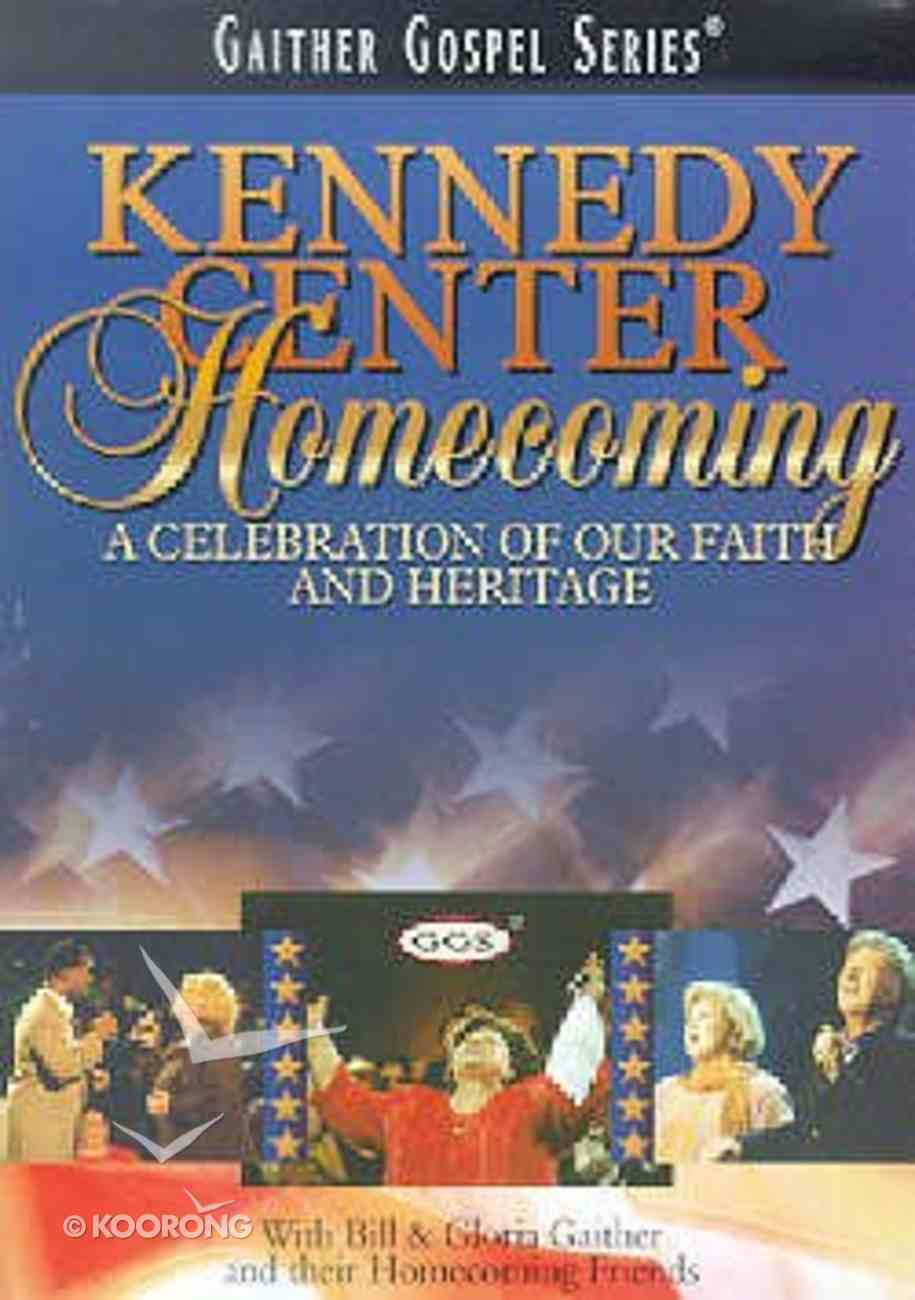Kennedy Center Homecoming (Gaither Gospel Series) DVD