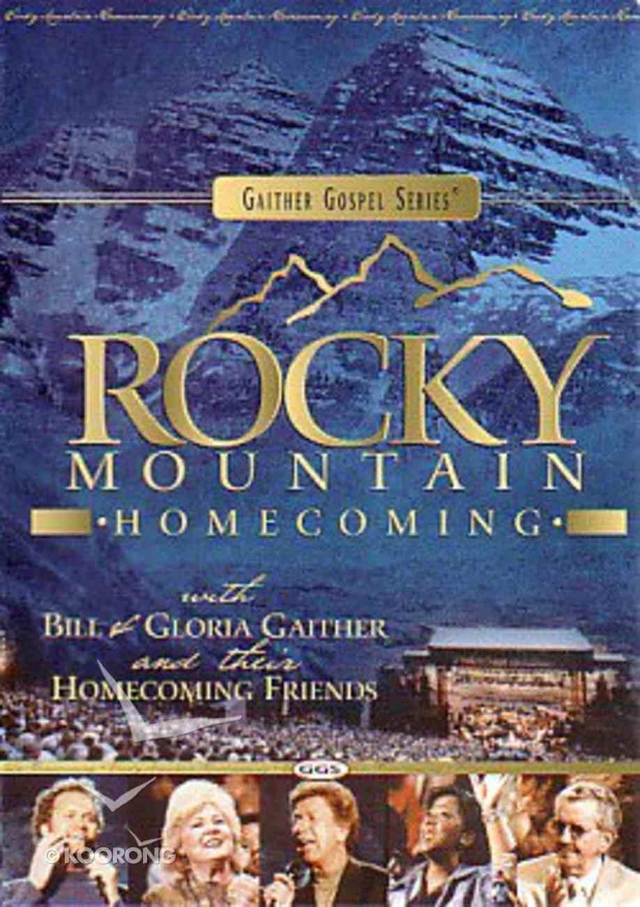 Rocky Mountain Homecoming (Gaither Gospel Series) DVD
