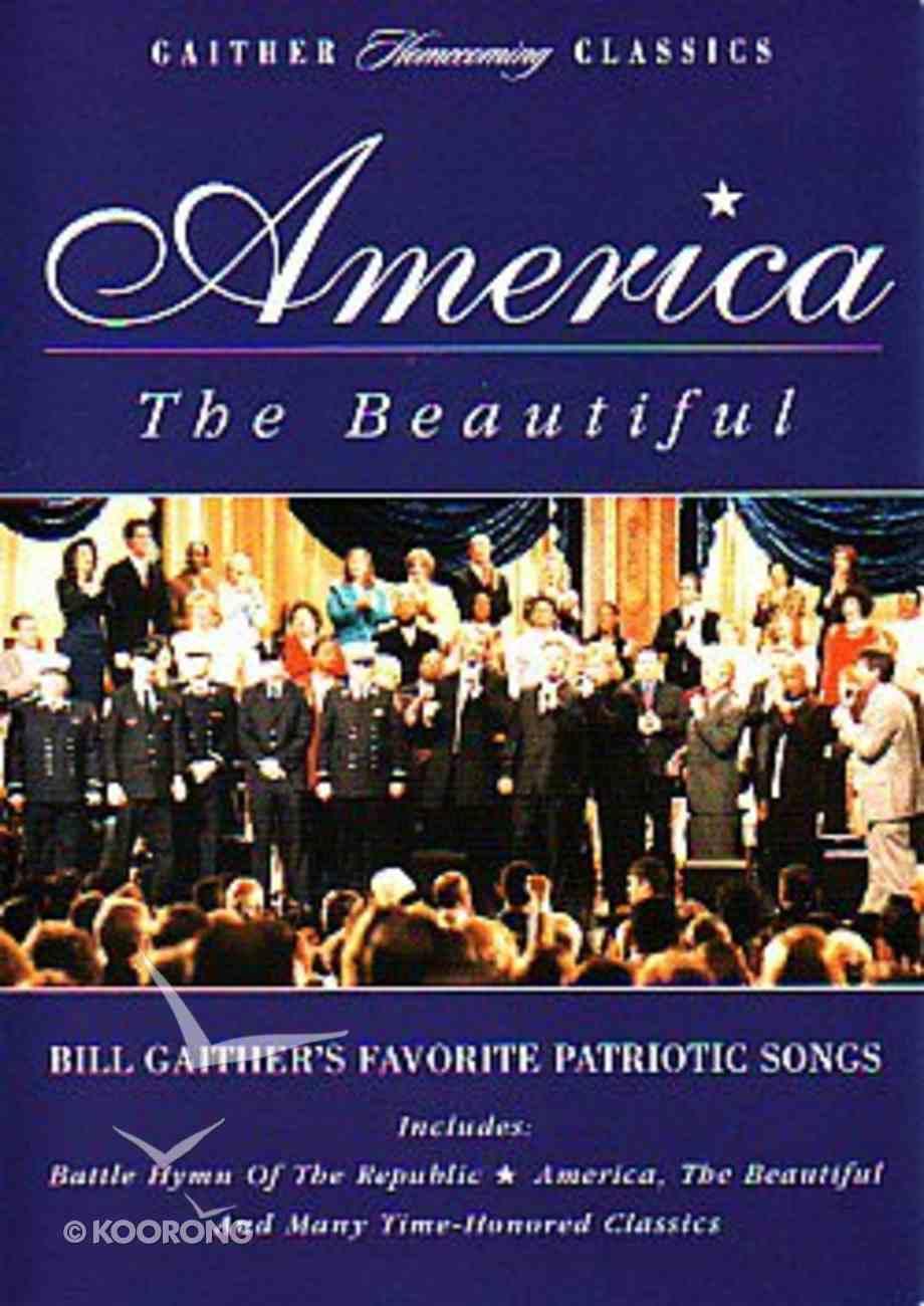 America the Beautiful (Gaither Gospel Series) DVD