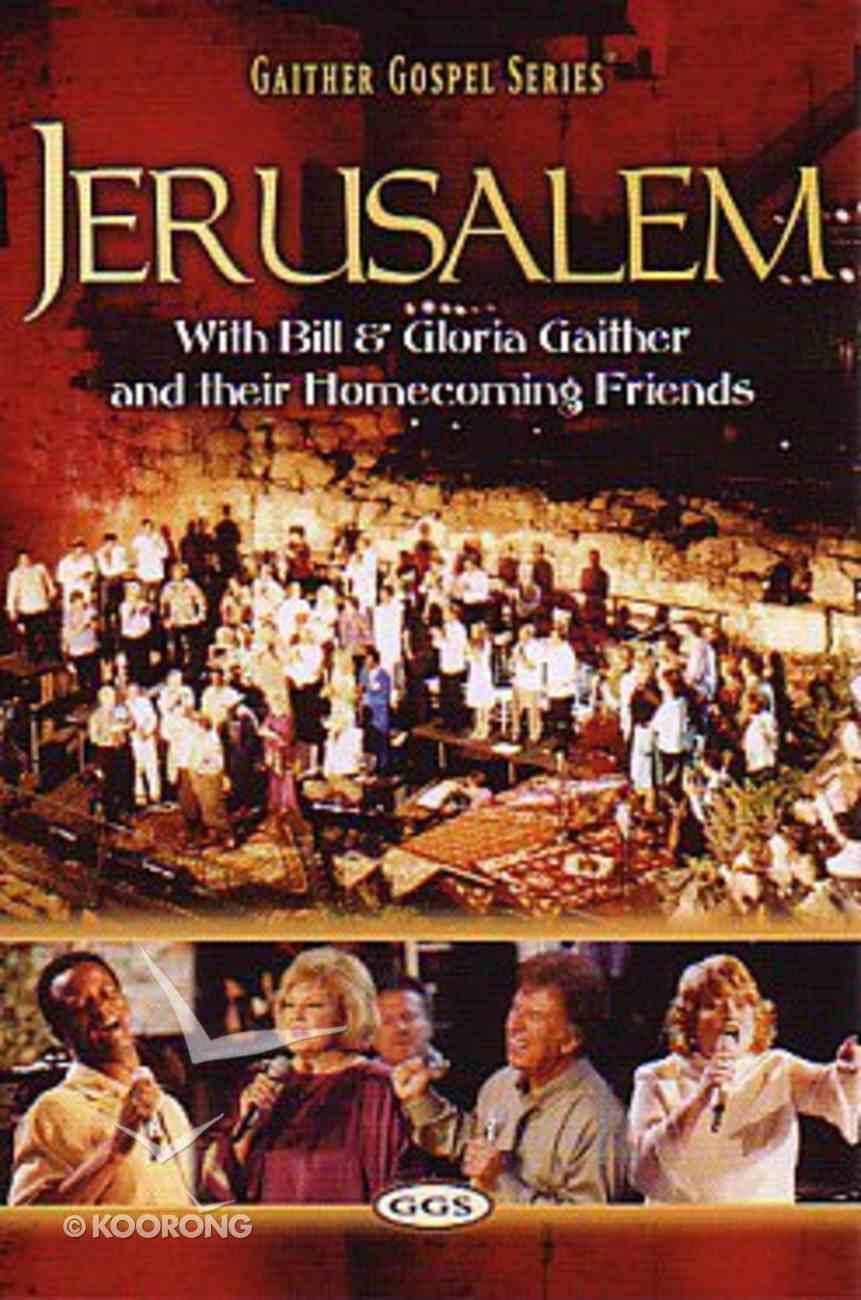 Jerusalem Homecoming (Gaither Gospel Series) DVD
