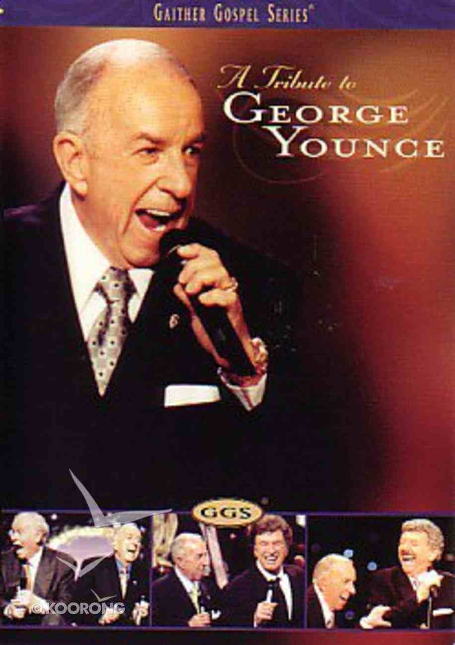 A Tribute to George Younce (Gaither Gospel Series) DVD