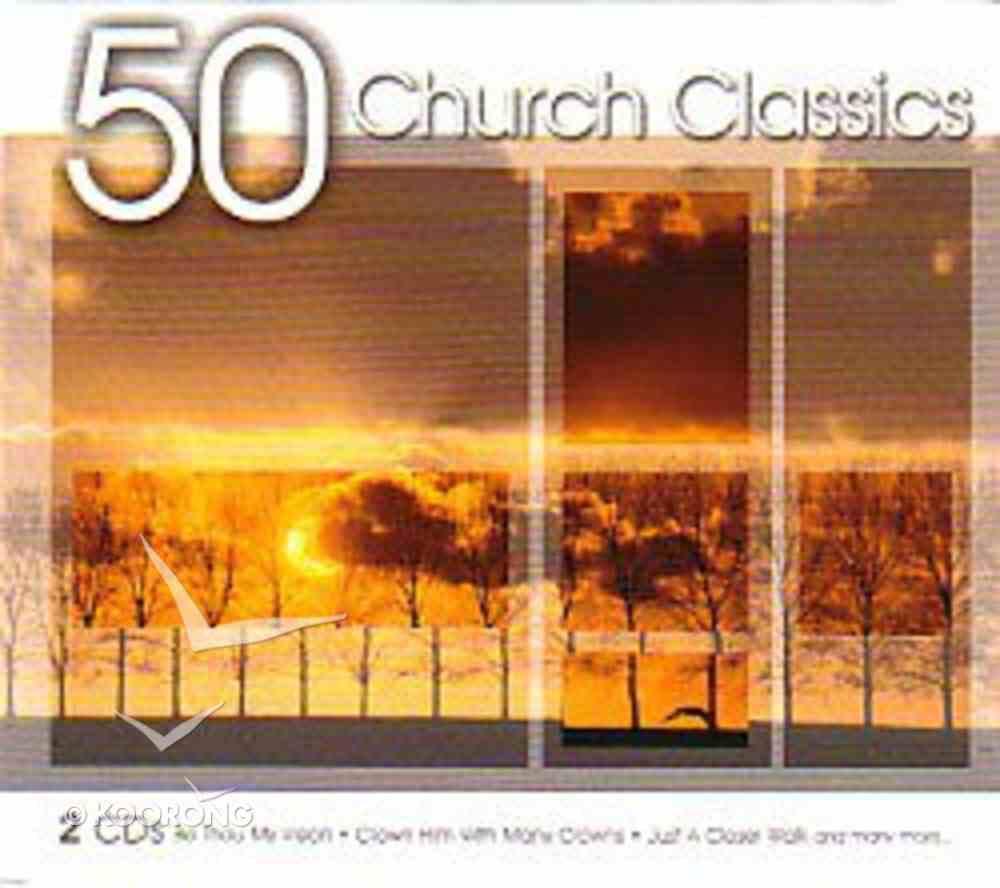 50 Church Classics CD