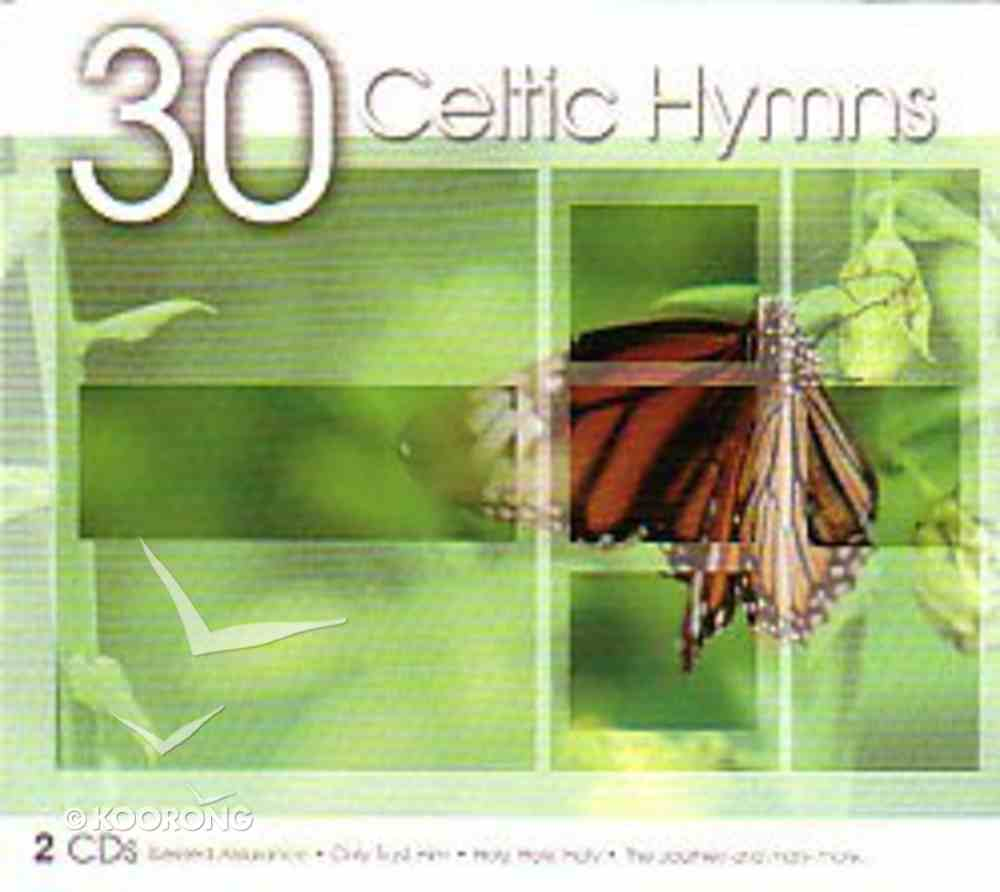 30 Celtic Hymns CD