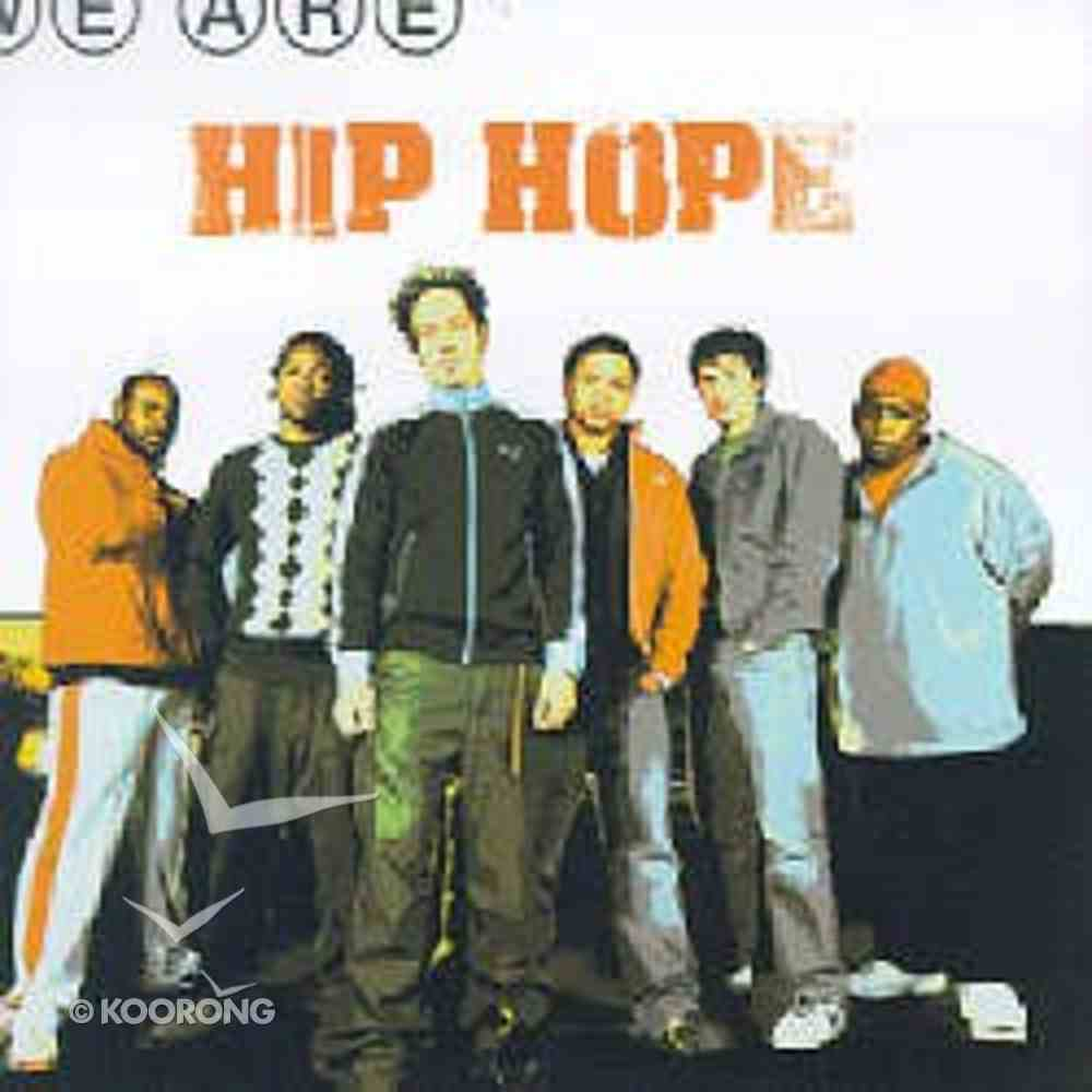 We Are Hip Hope Sampler CD