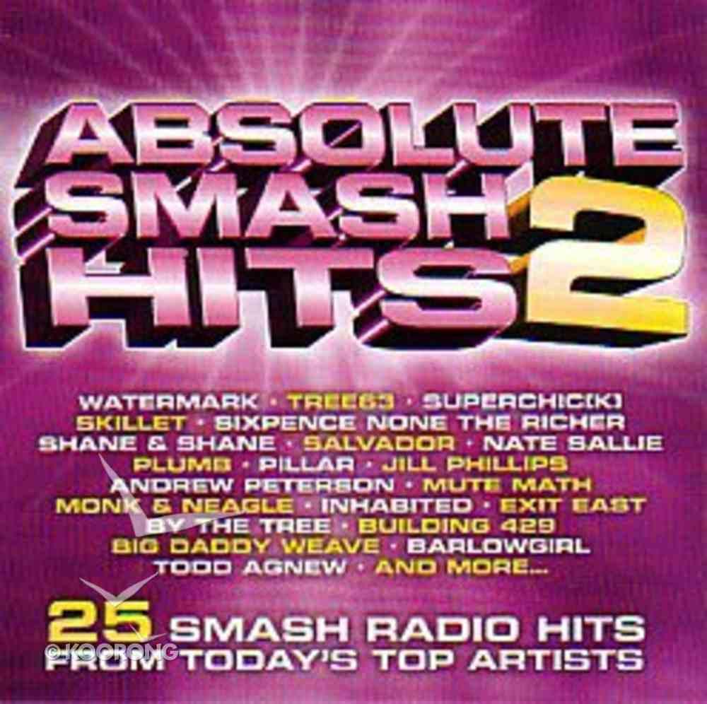 Absolute Smash Hits (Vol 2) CD