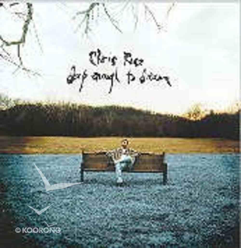 Deep Enough to Dream CD