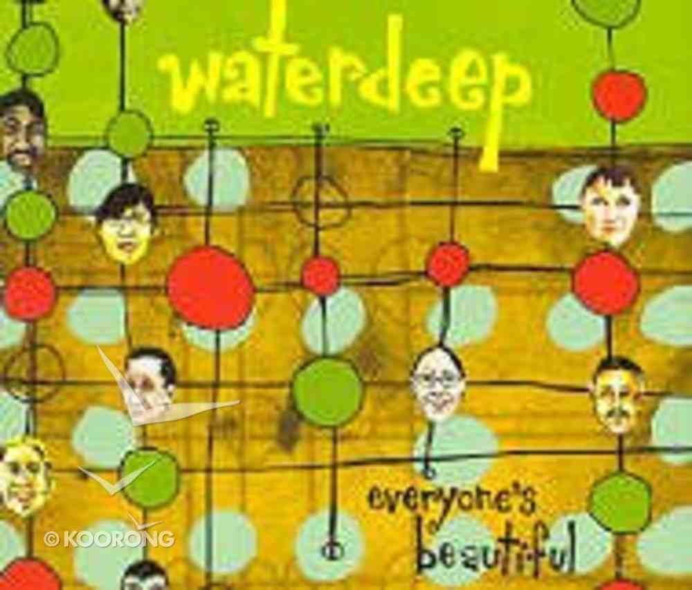 Everyone's Beautiful CD