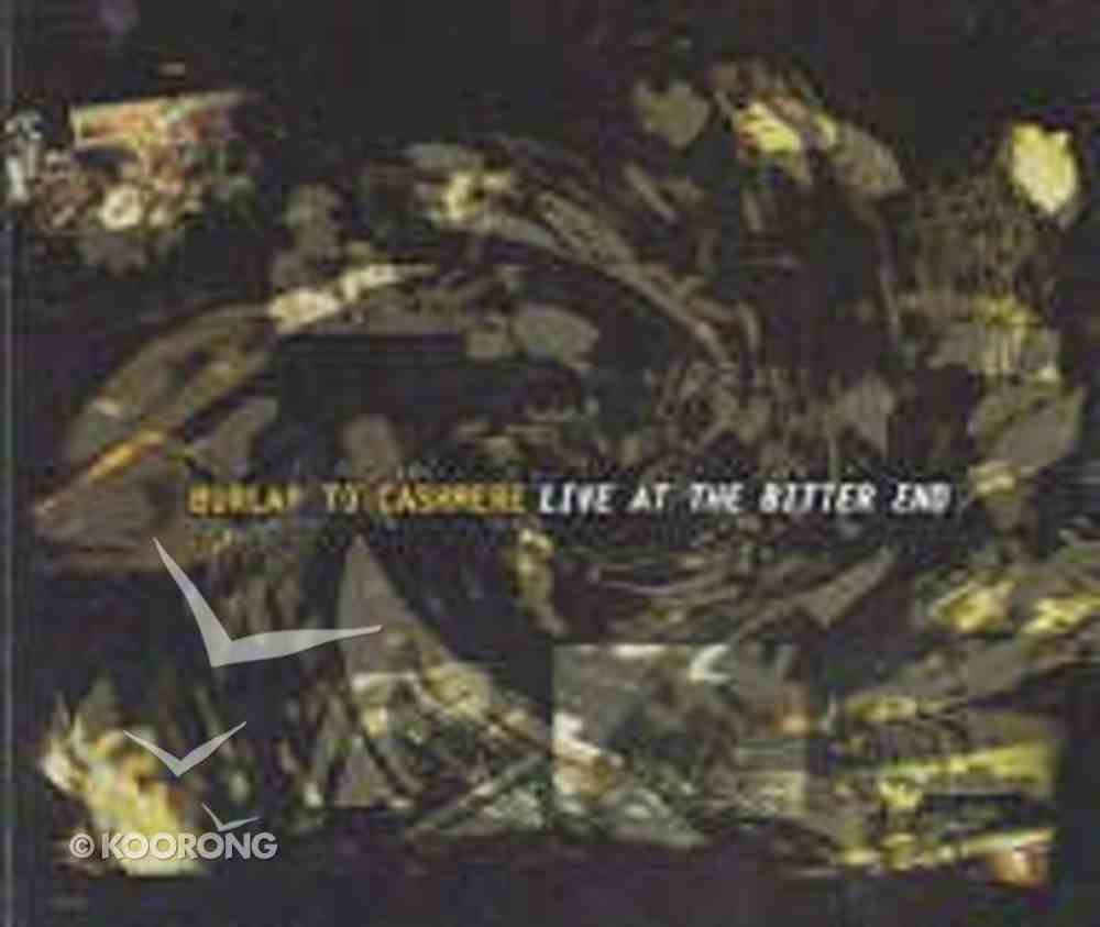 Live At the Bitter End CD
