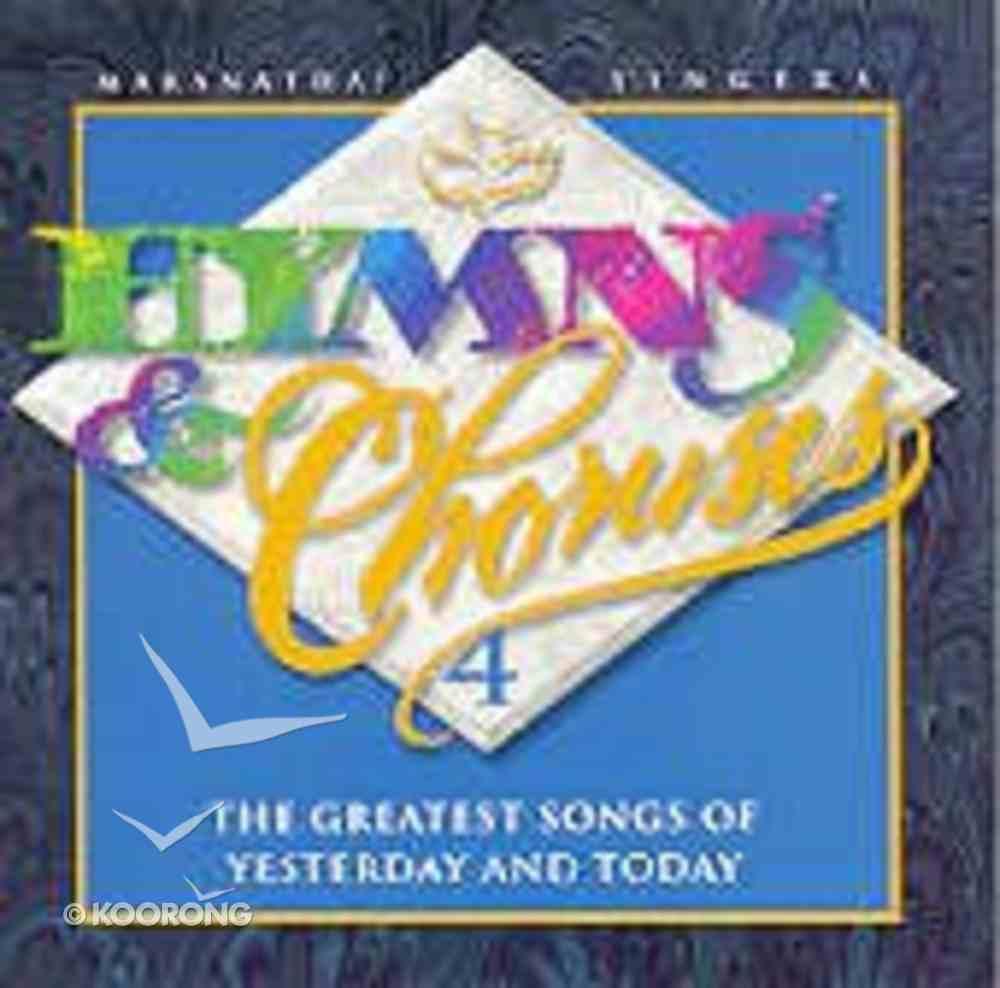 Hymns and Choruses 4 CD