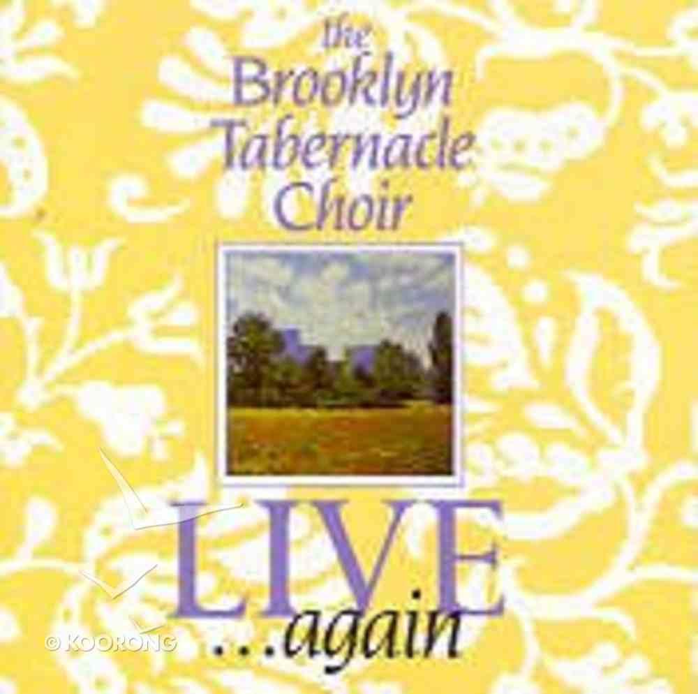 Live-Again CD