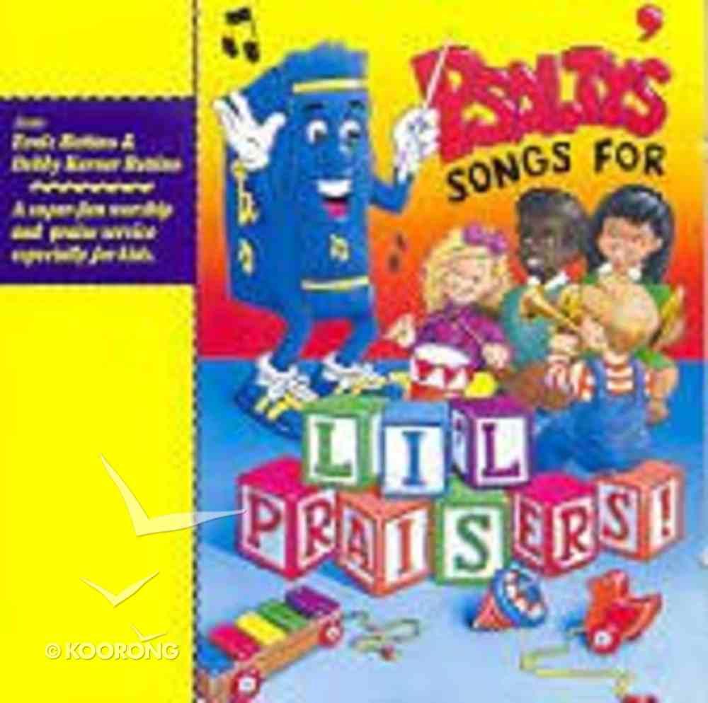 Psalty's Songs For Li'l Praisers CD