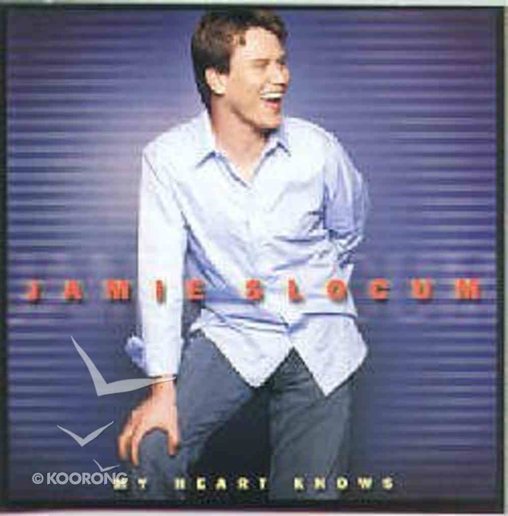My Heart Knows CD