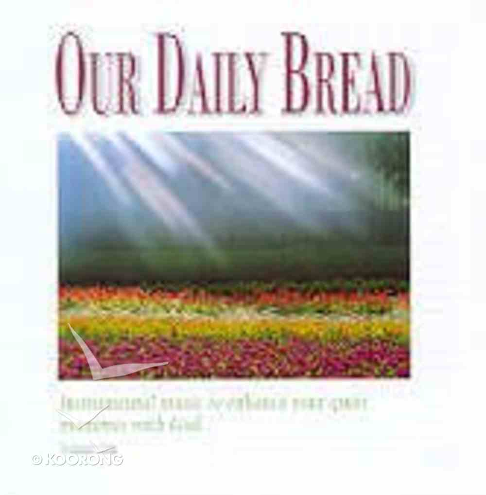 Hymns of the Morning (#01 in Our Daily Bread Series) CD