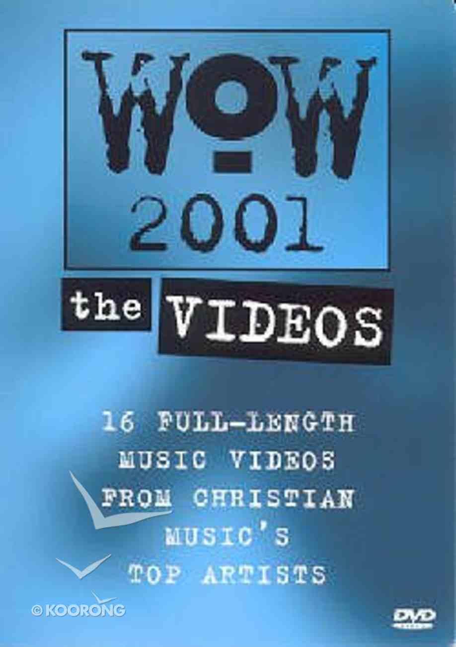 Wow 2001 DVD