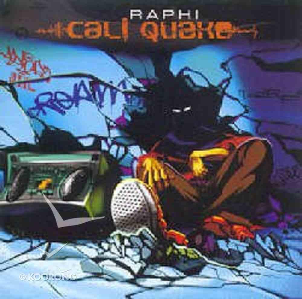 Cali Quake CD