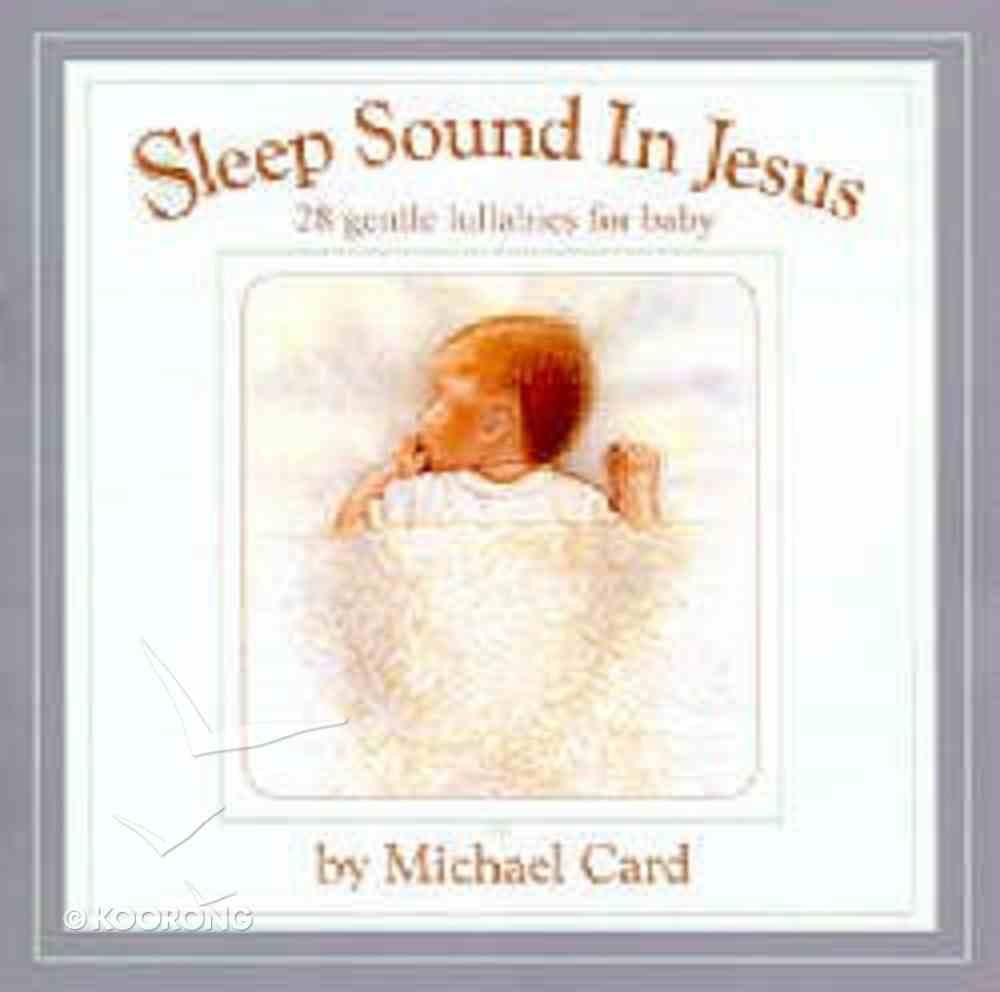 Sleep Sound in Jesus Platinum Collection CD