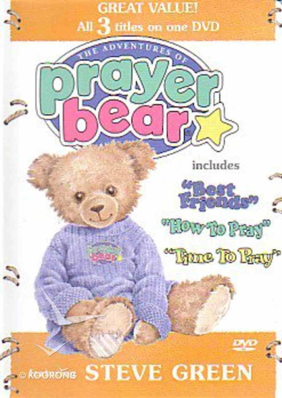 The Adventures of Prayer Bear (3 Titles in 1) (Prayer Bear Visual Series) DVD