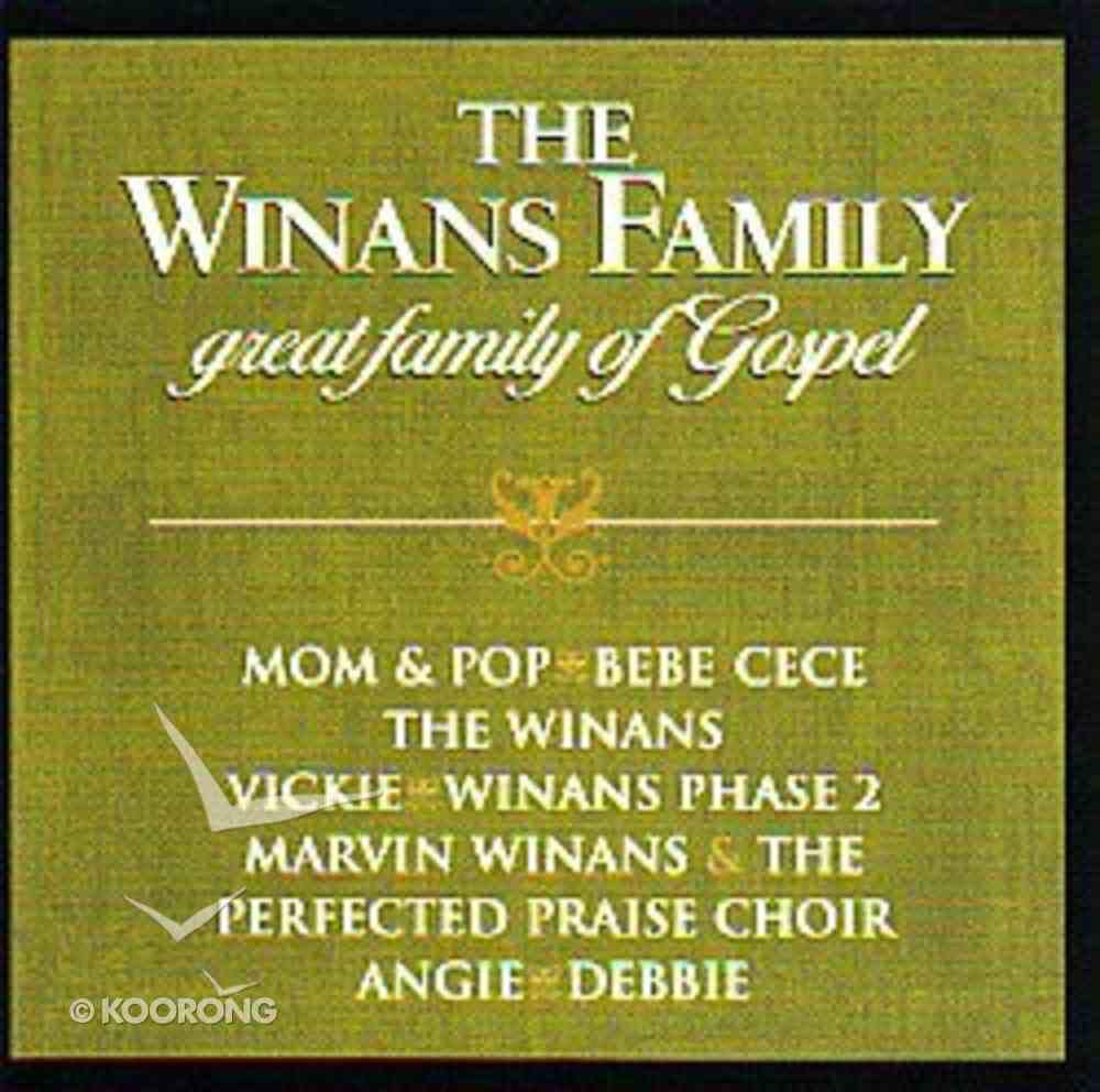 Great Family of Gospel CD
