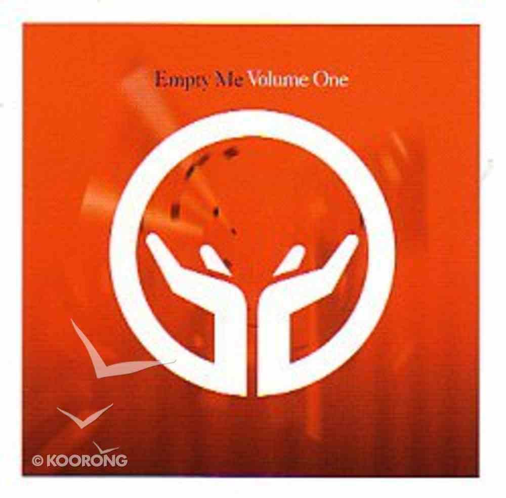 Empty Me Volume One CD