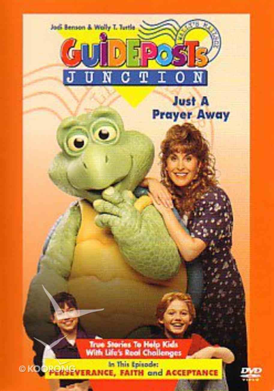 Just a Prayer Away (Guideposts Junction Series) DVD