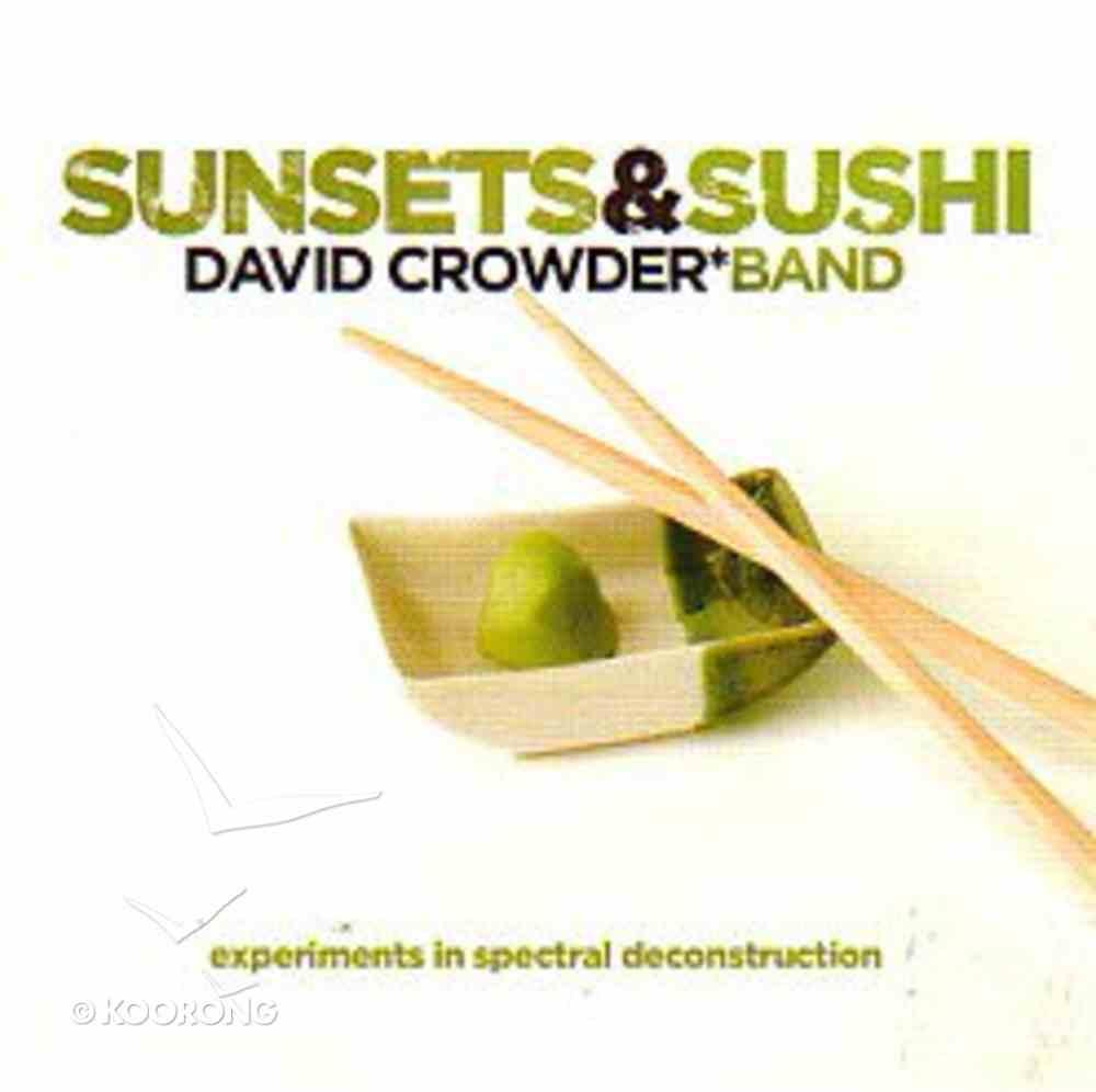 Sunsets & Sushi CD