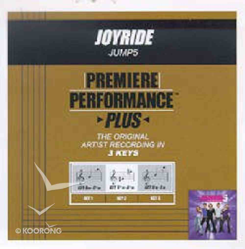 Joyride (Accompaniment) CD