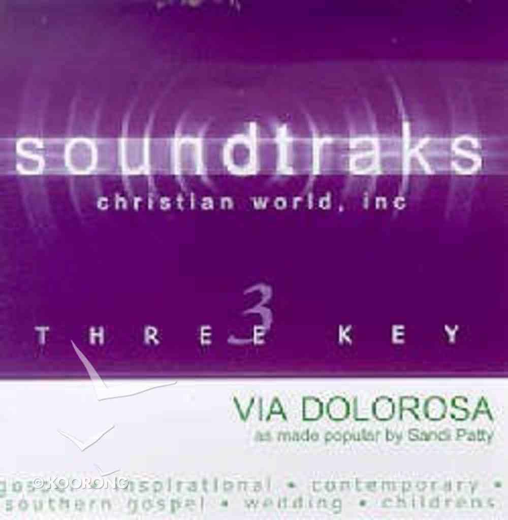 Via Dolorosa (Accompaniment) CD