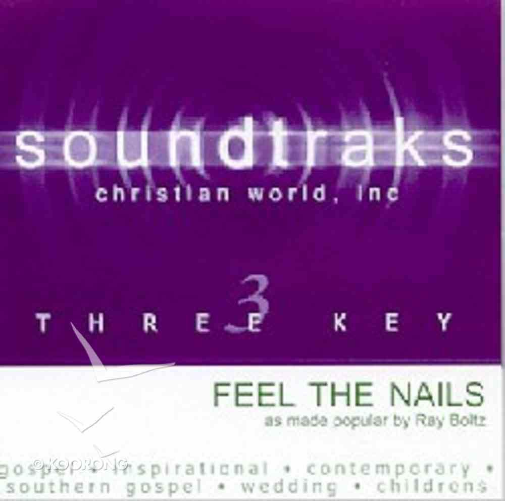 Feel the Nails (Accompaniment) CD