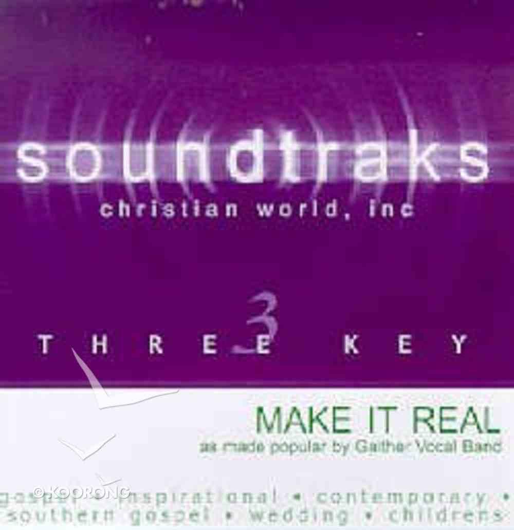 Make It Real (Accompaniment) CD