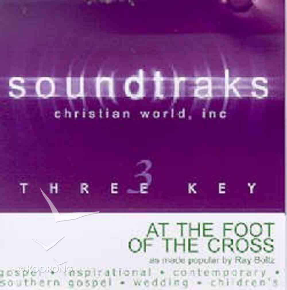 At the Foot of the Cross (Accompaniment) CD