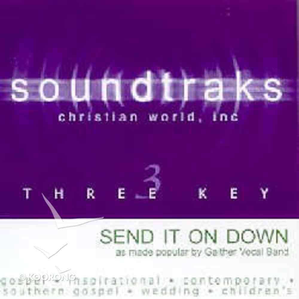 Send It on Down (Accompaniment) CD