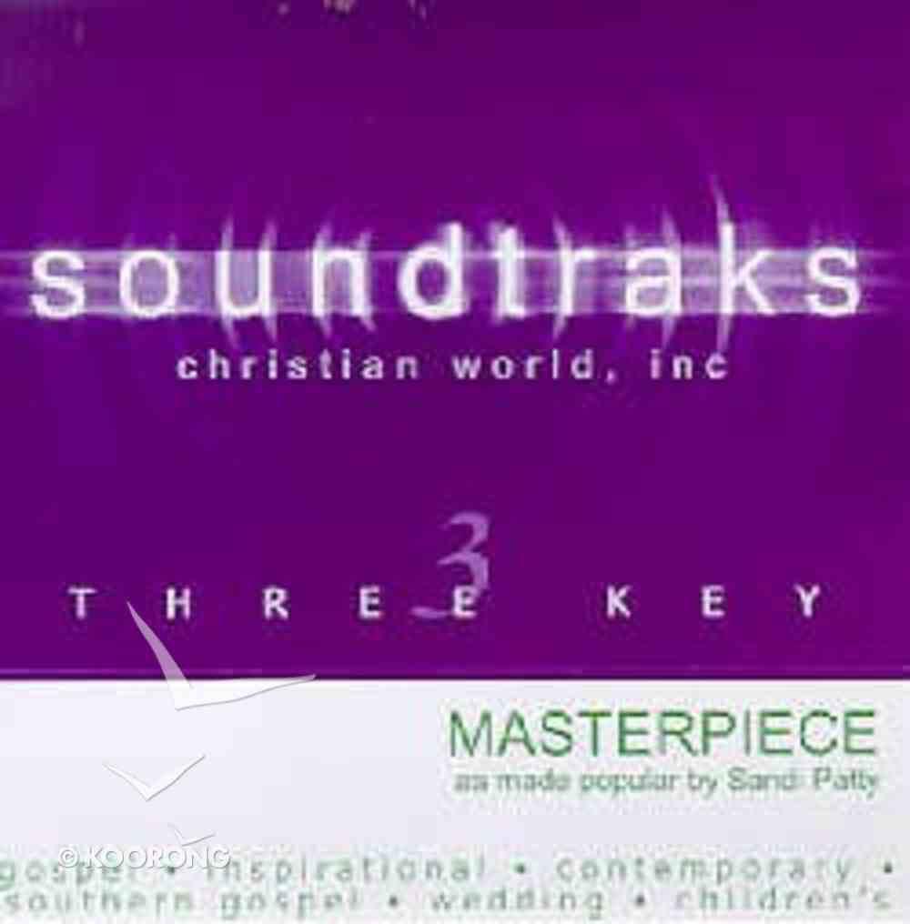 Masterpiece (Accompaniment) CD