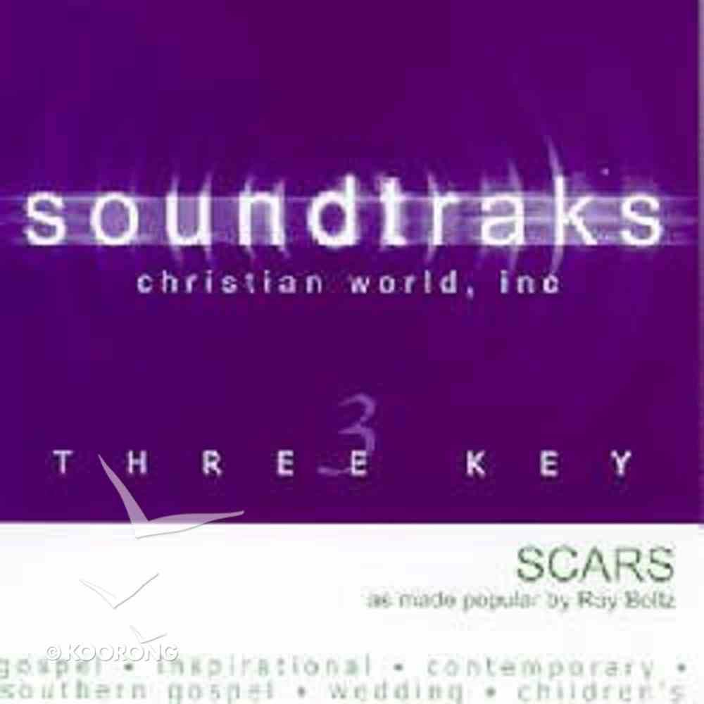 Scars (Accompaniment) CD