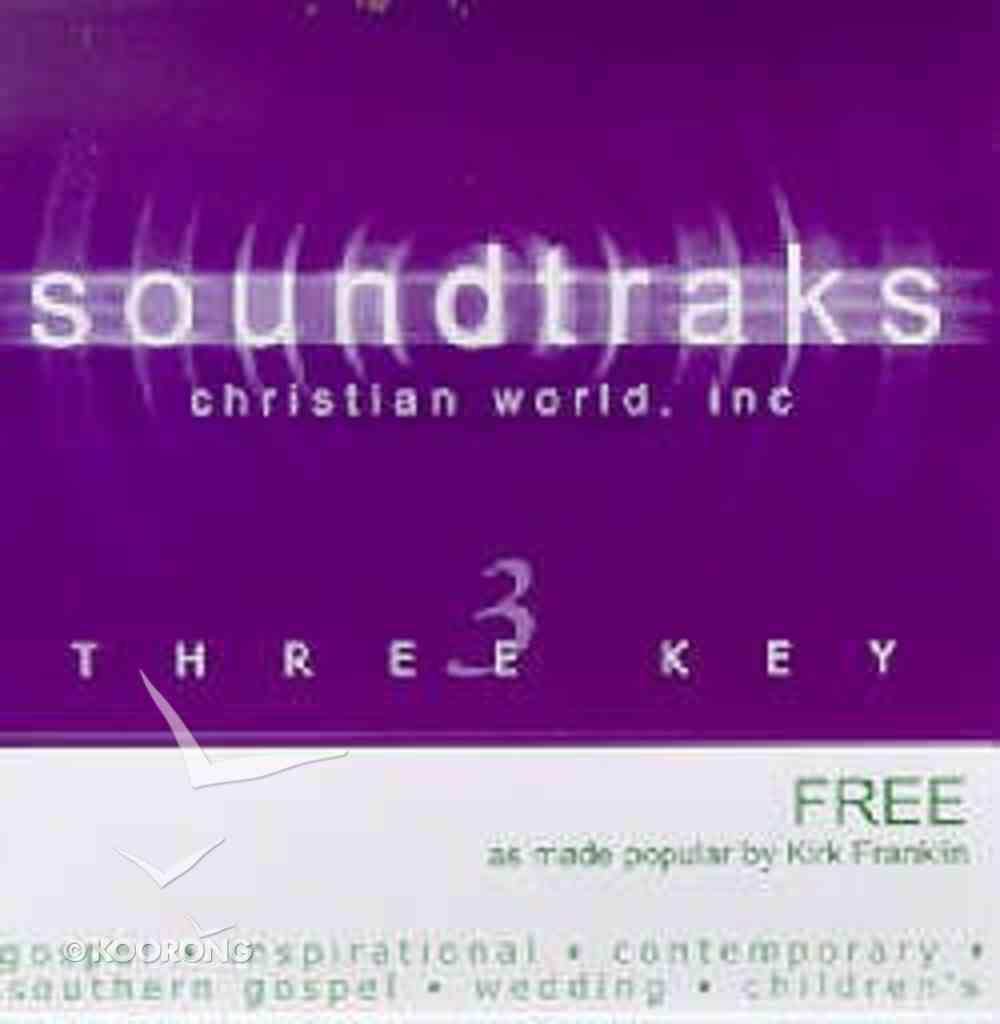 Free (Accompaniment) CD