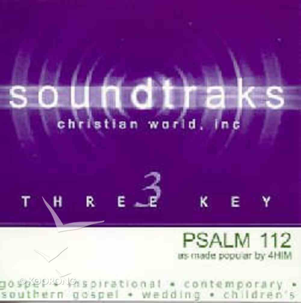 Psalm 112 (Accompaniment) CD