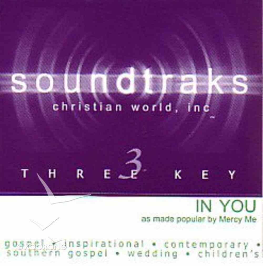 In You (Accompaniment) CD