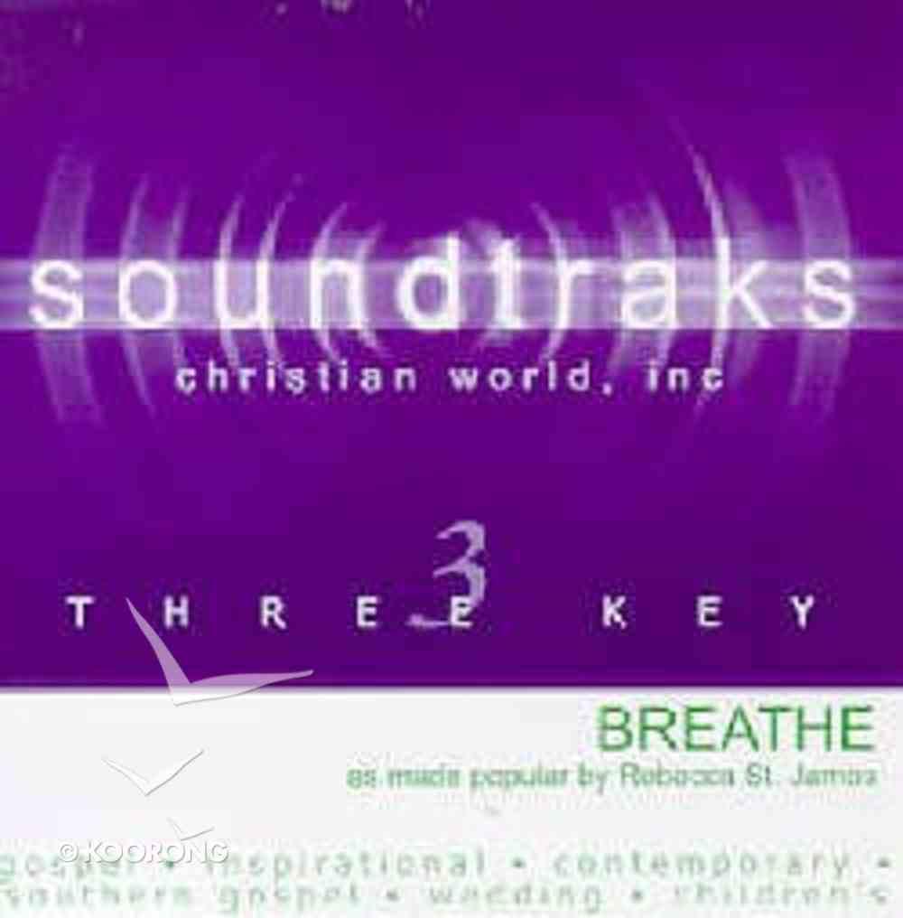 Breathe (Accompaniment) CD
