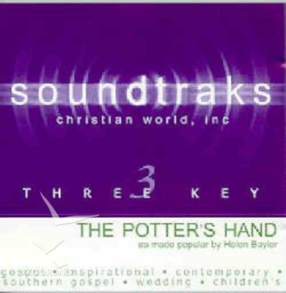 The Potter's Hand (Accompaniment) CD