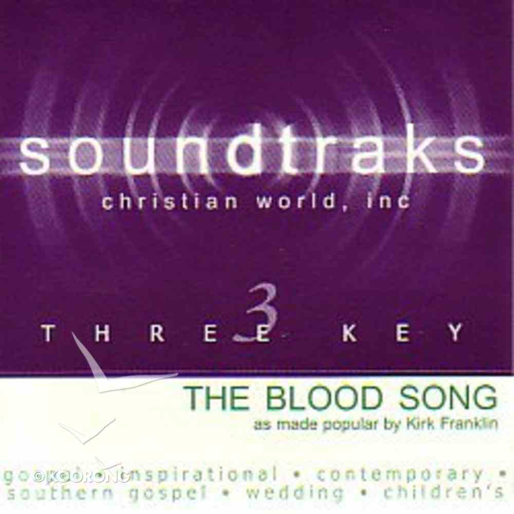 The Blood Song (Accompaniment) CD