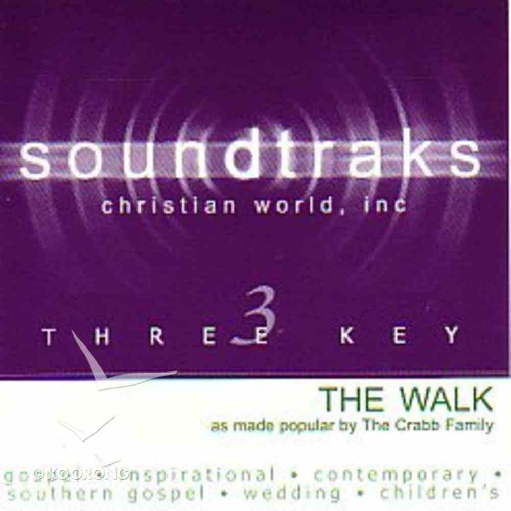 The Walk (Accompaniment) CD