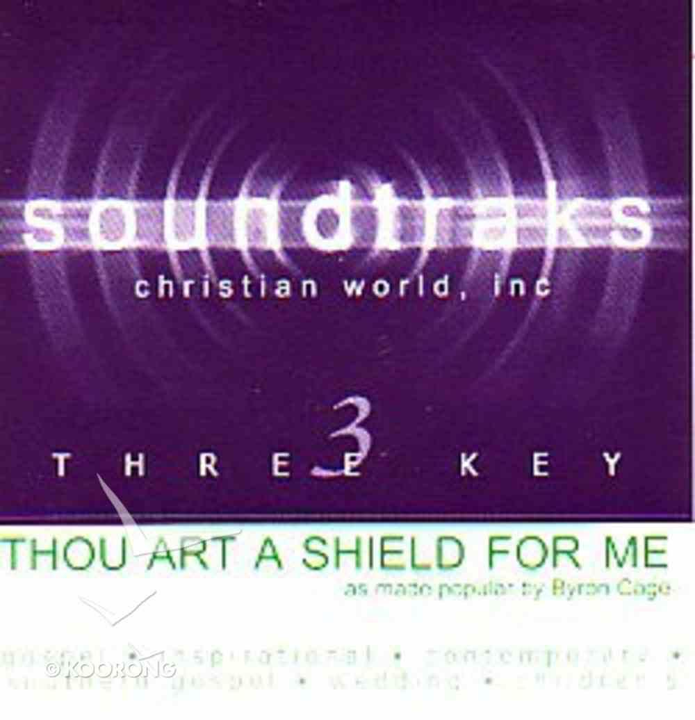 Thou Art a Sheild For Me (Accompaniment) CD