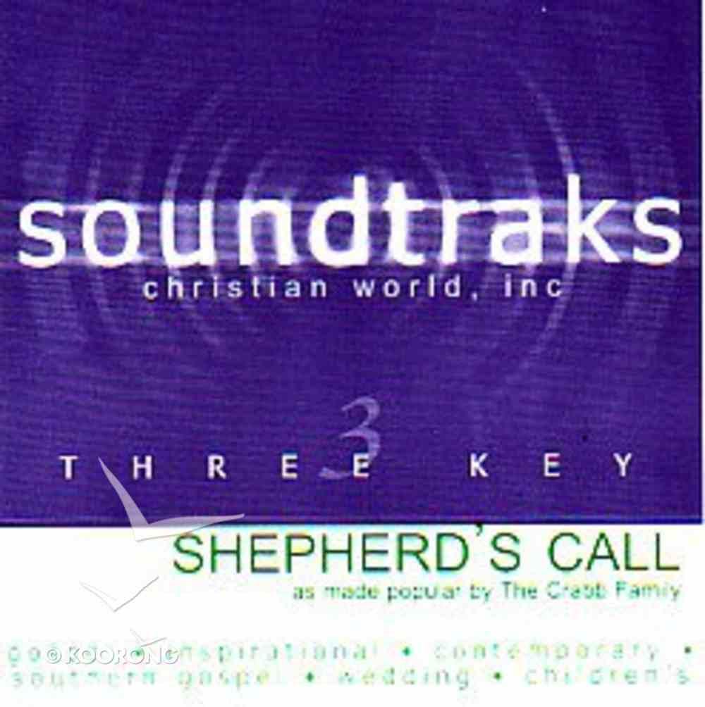 Shepherd's Call (Accompaniment) CD