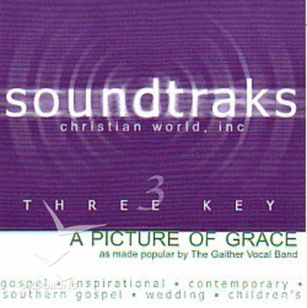 A Picture of Grace (Accompaniment) CD