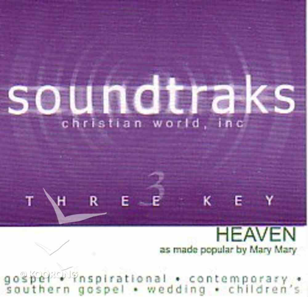 Heaven (Accompaniment) CD