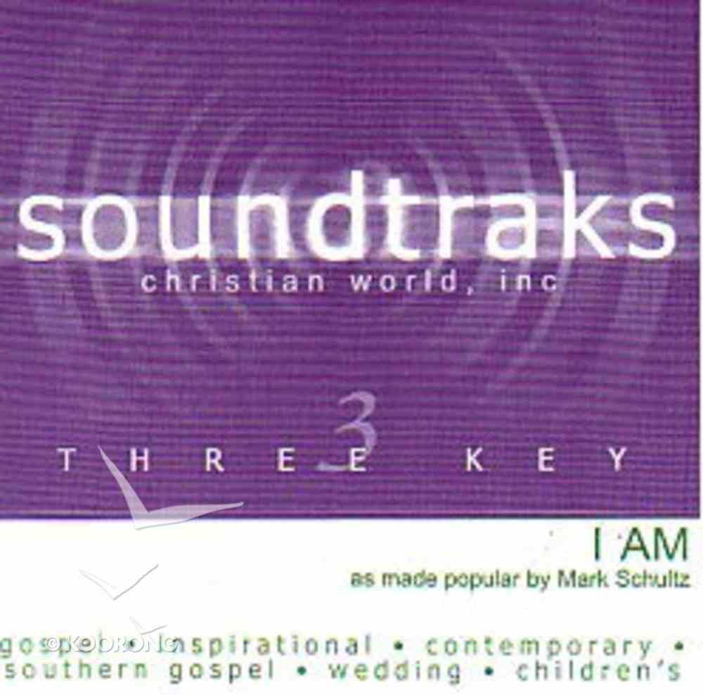 I Am (Accompaniment) CD