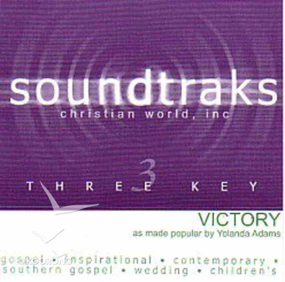 Victory (Accompaniment) CD