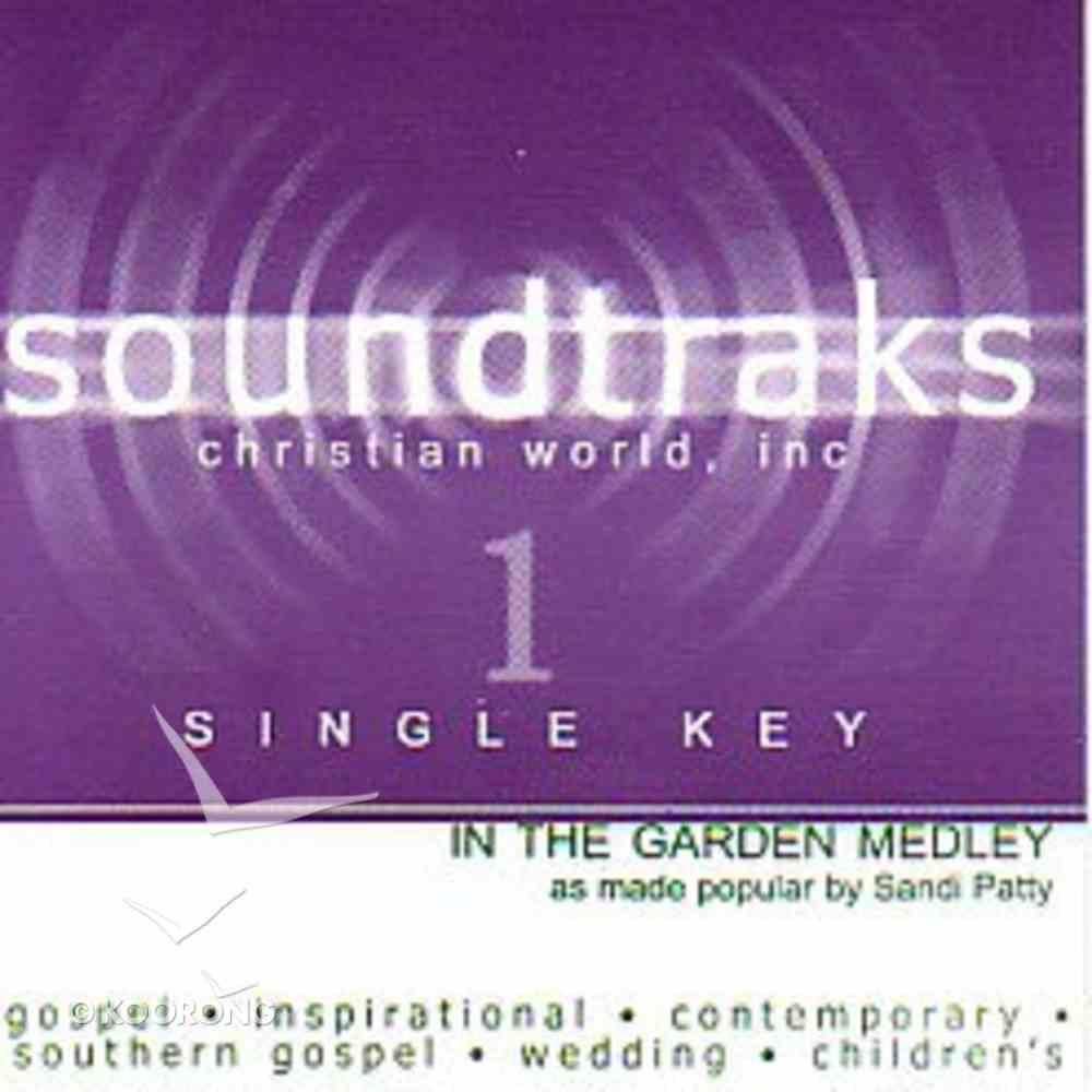 In the Garden Medley (Accompaniment) CD